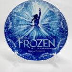 劇団四季『アナと雪の女王』限定500枚のプレート