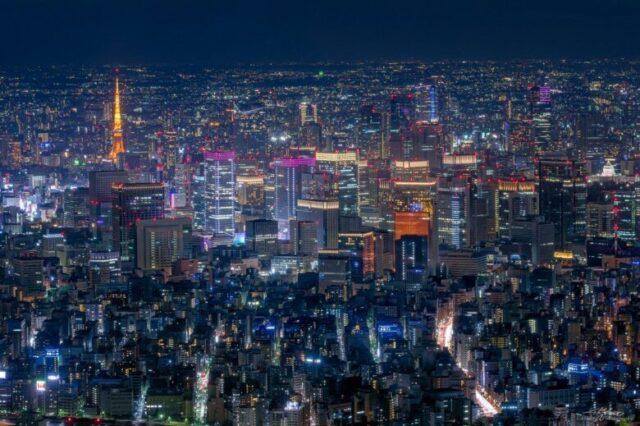 ナイトドクター・主題歌ロケ地『Tani Yuuki・Over The Time』東京スカイツリー夜景