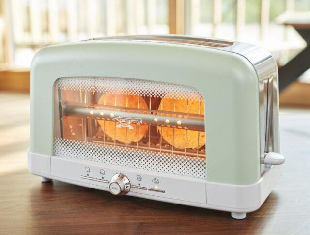 「推しの王子様」インテリア・家具・家電の紹介 ターコイズのトースター・アラジン