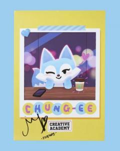 itzy・メインダンサーのCHAERYEONG(チェリョン)のメンバーカラーは水色(ブルー)